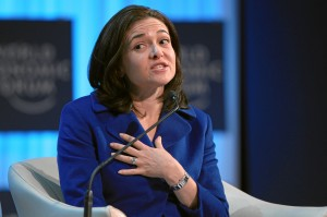 Women as the Way Forward: Sheryl Sandberg